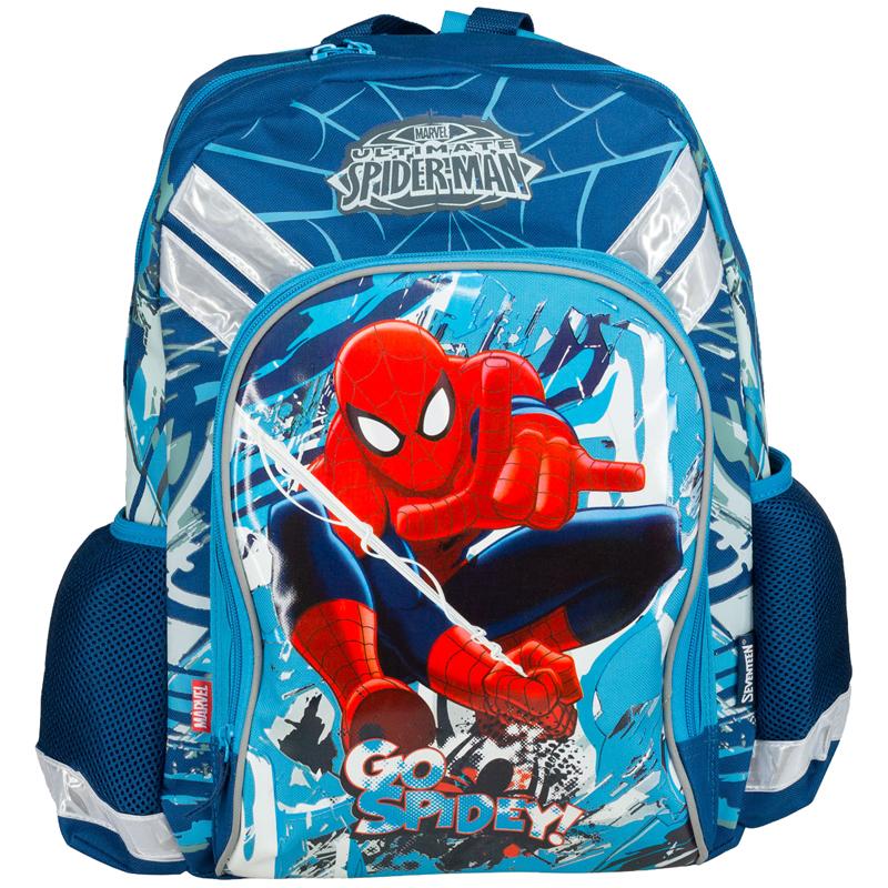 Ранец Spiderman 40*30*13см SMCB-MT1-988M