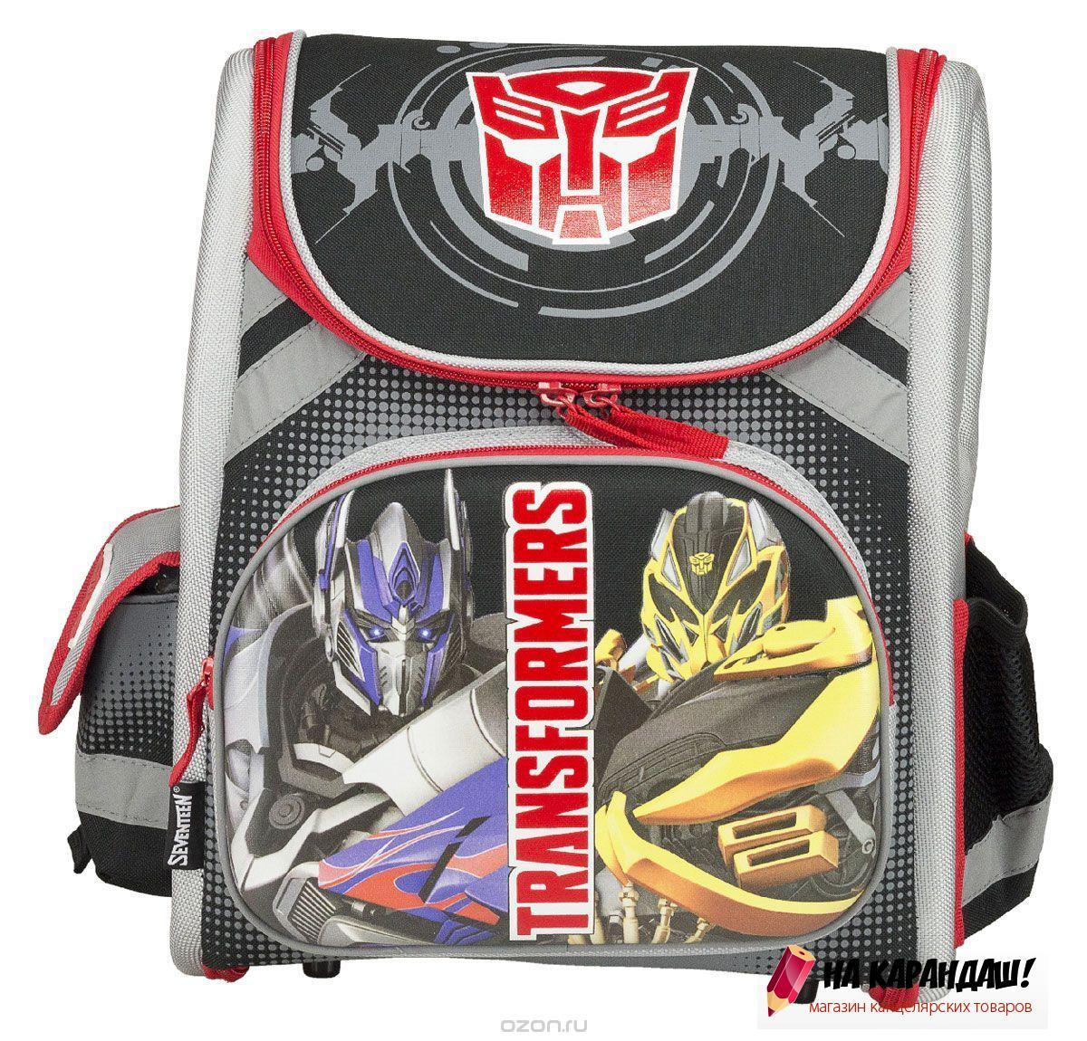 Ранец Transformers 35*31*14см TRCB-MT1-114