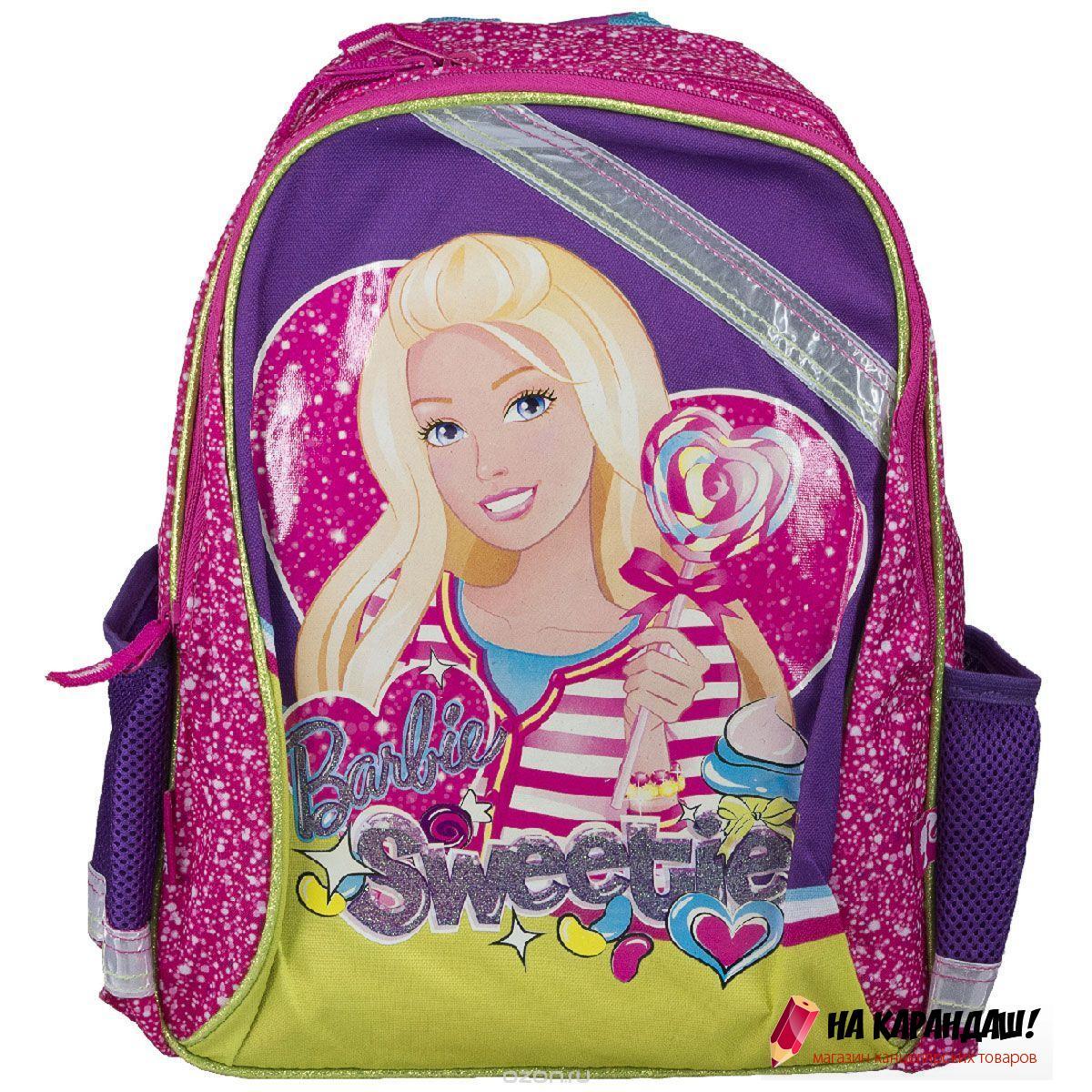 Ранец Barbie 37*29*10см BRCB-MT1-977