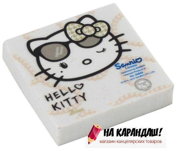 Ластик квадр Hello Kitty HK11-101WK 16994