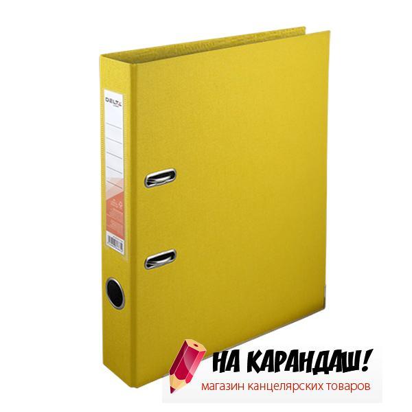 Регистратор А4/5 D1711-08 желт