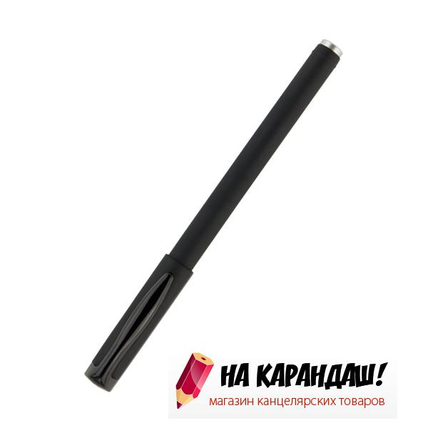 Ручка гелевая DG 2042-01 0.5мм р/г черн