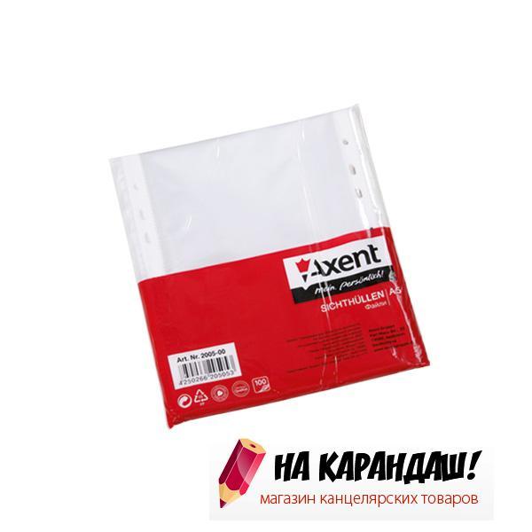 Файл А5 40мк глянц АХ2005/100/40/