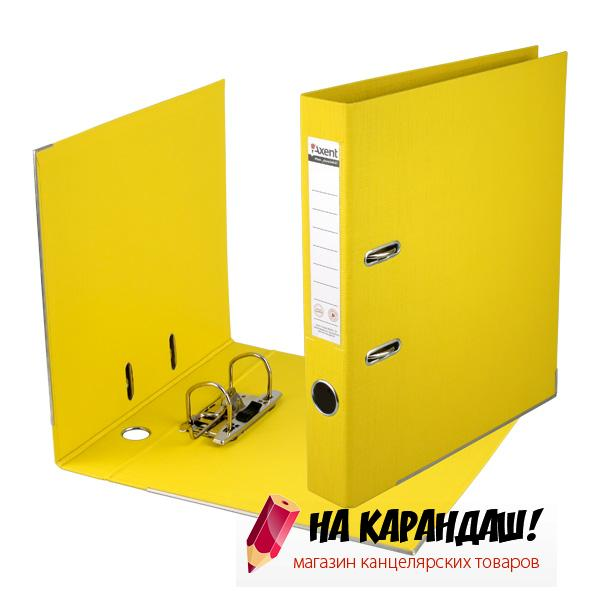 Регистратор А4/7.5 АХ1712-08 Prestige желтый