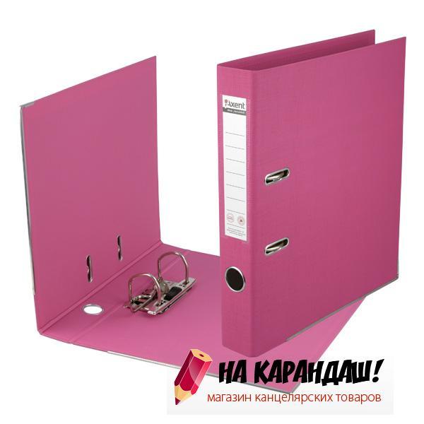 Регистратор А4/7.5 АХ1712-10 Prestige розовый
