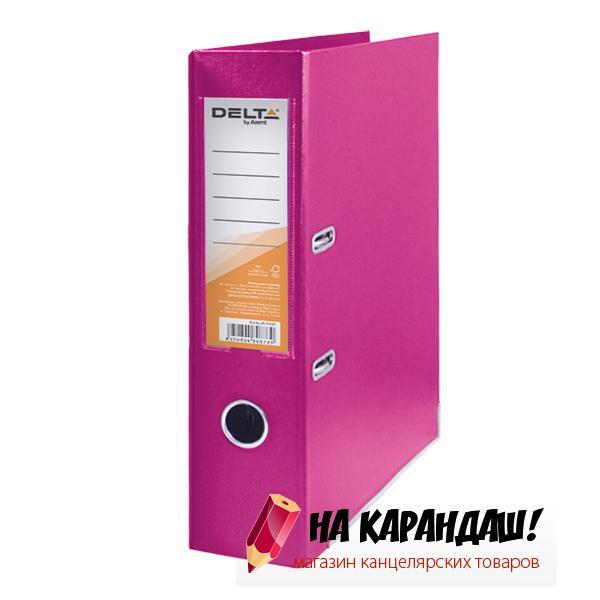 Регистратор А4/7.5 D1712-05 розовый