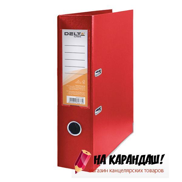 Регистратор А4/7.5 D1712-06 красный