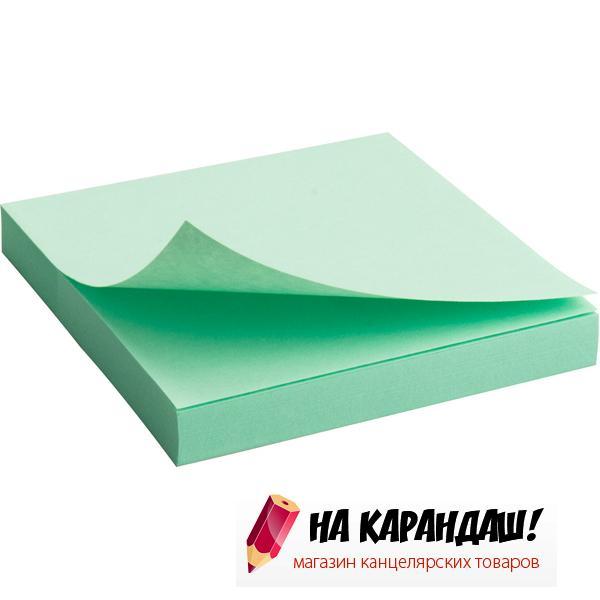 Стикер  АХ 2314-02 75*75мм. зел