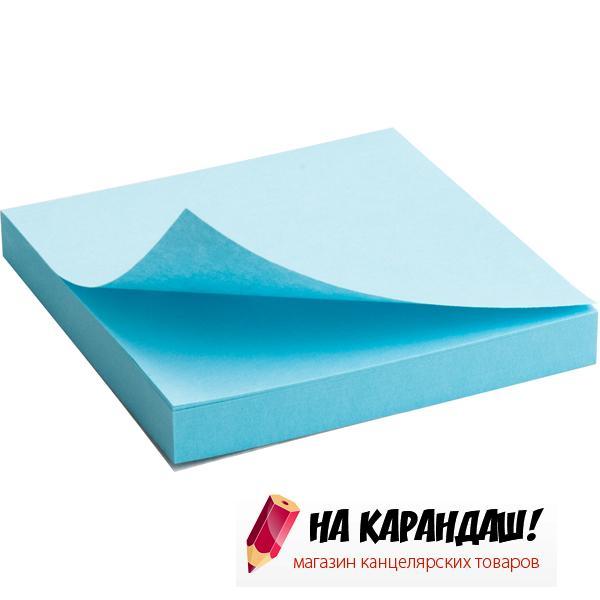 Стикер  АХ 2314-04 75*75мм. син