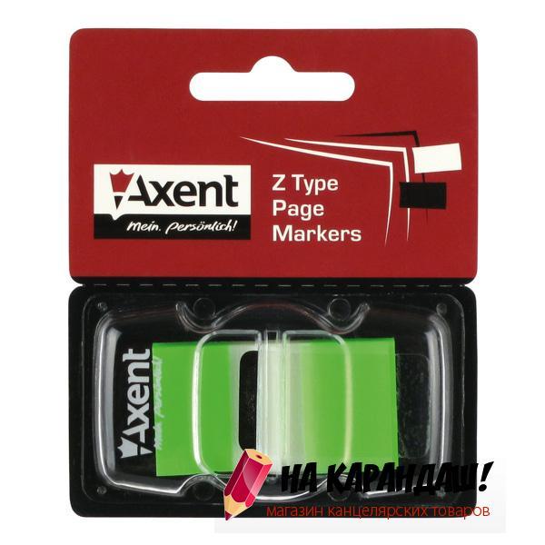 Стикер-закл 25*45мм 50л зел Neon AX2446-02