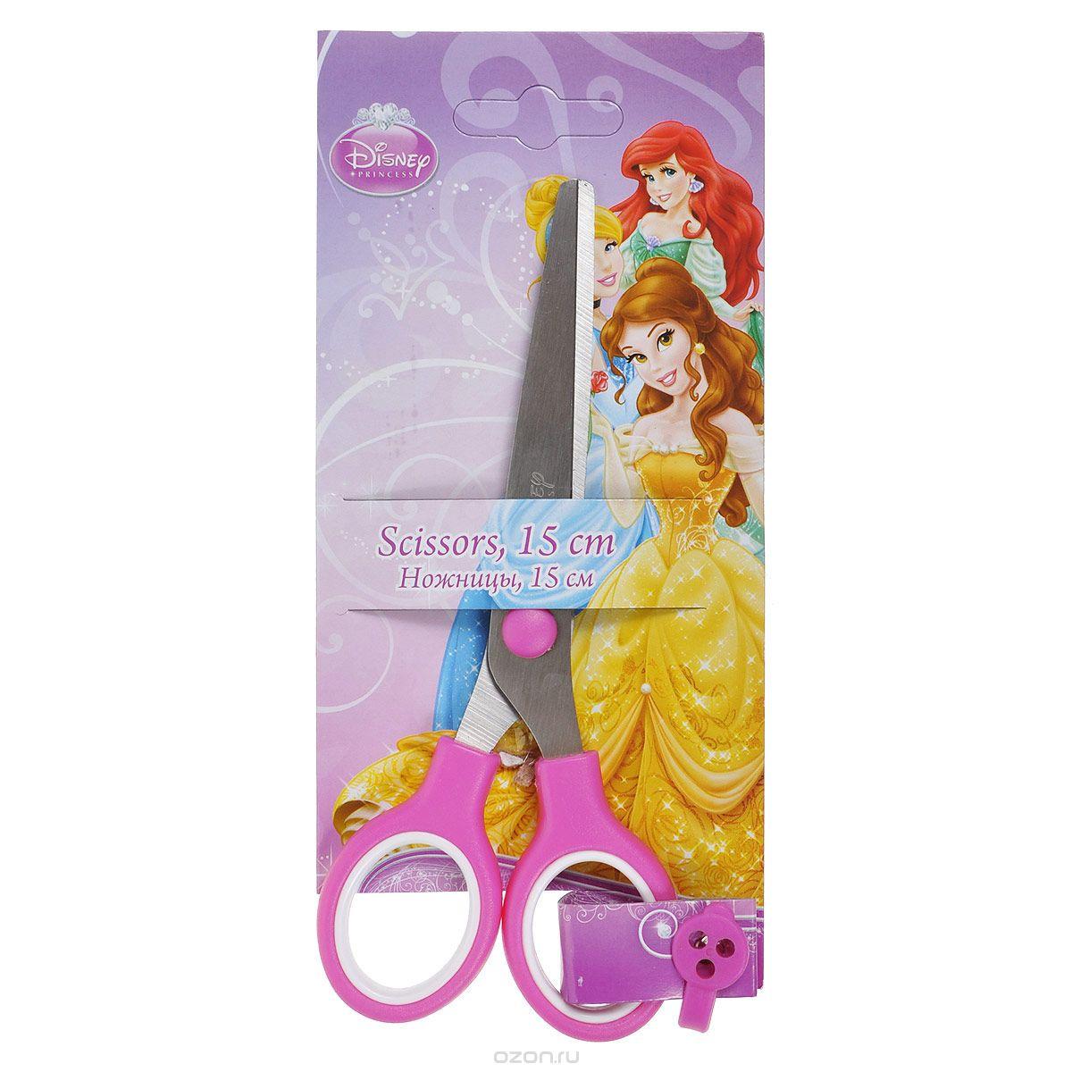 Ножницы дет 150мм Принцесса PRBB-US1-SC15-BL1