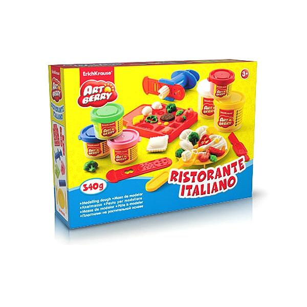 Пластилин на раст осн Restorante Italiano 2 бан/100г EK30385