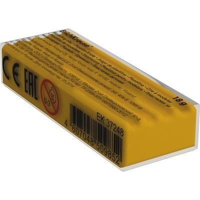 Пластилин шт 18гр EK37249 желтый