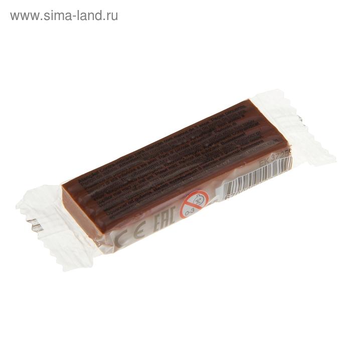Пластилин шт 18гр EK37259 коричневый