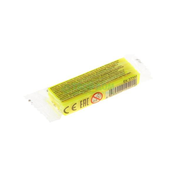Пластилин шт 18гр EK37266 Neon желтый