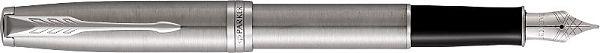 Ручка перо PAR Sonnet Core F526 St Steel CT 1931509