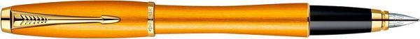 Ручка перо PAR Urban Premium F205 Mandarin Yellow 1892540