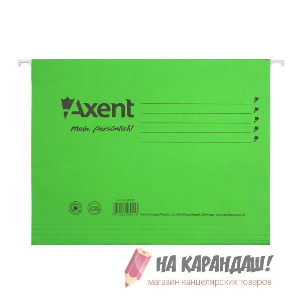 Файл подвесной А4 карт АХ1310-25 зеленый
