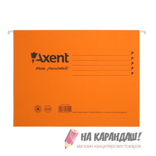 Файл подвесной А4 карт АХ1310-28 оранжевый