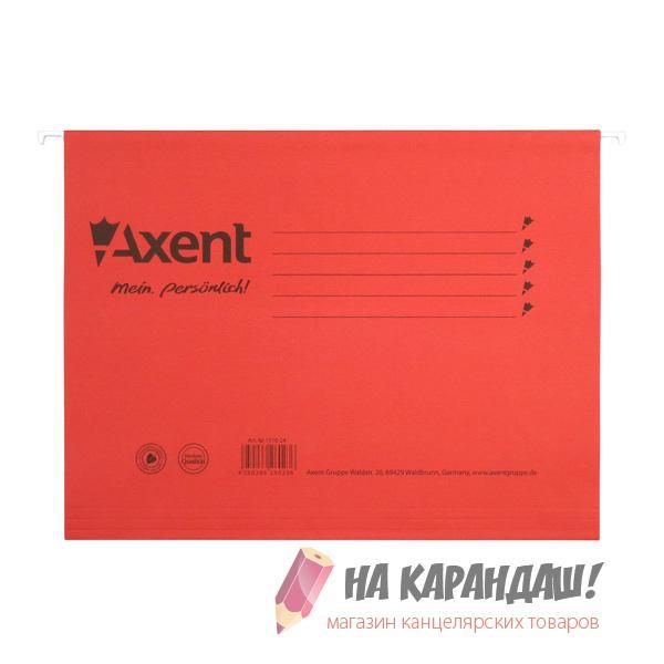Файл подвесной А4 карт АХ1310-24 красный