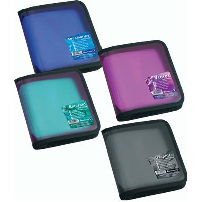 Футляр д/24CD Vivid colors mix EK14562