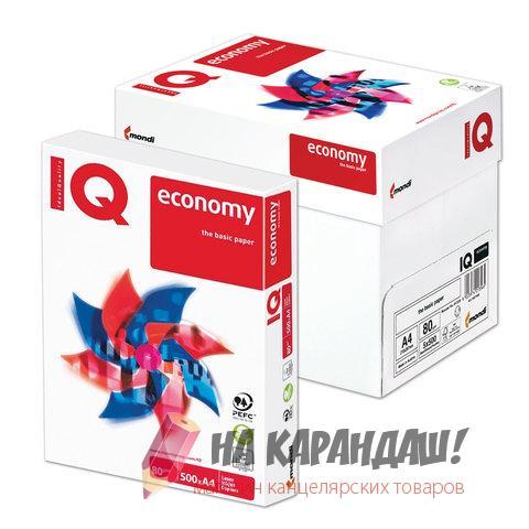 Бумага оф А4 IQ Economy 80г 500л