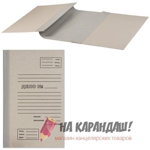Папка д/переплета карт 100мм корешок БВ 71759