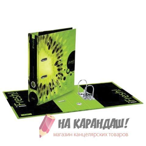 Регистратор А4/7 лам Hatber iFresh 10623 Киви
