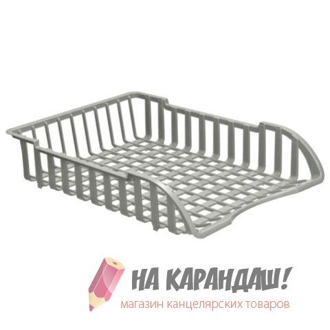 Лоток гор Эконом сетч сер СТАММ ЛТ501
