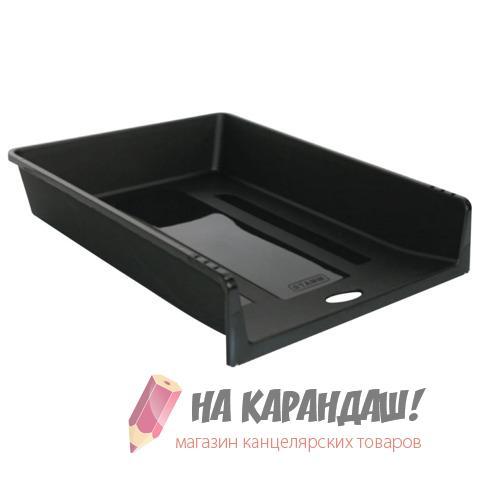 Лоток гор литой Стамм 1 в 1 черн ЛТ152/3/