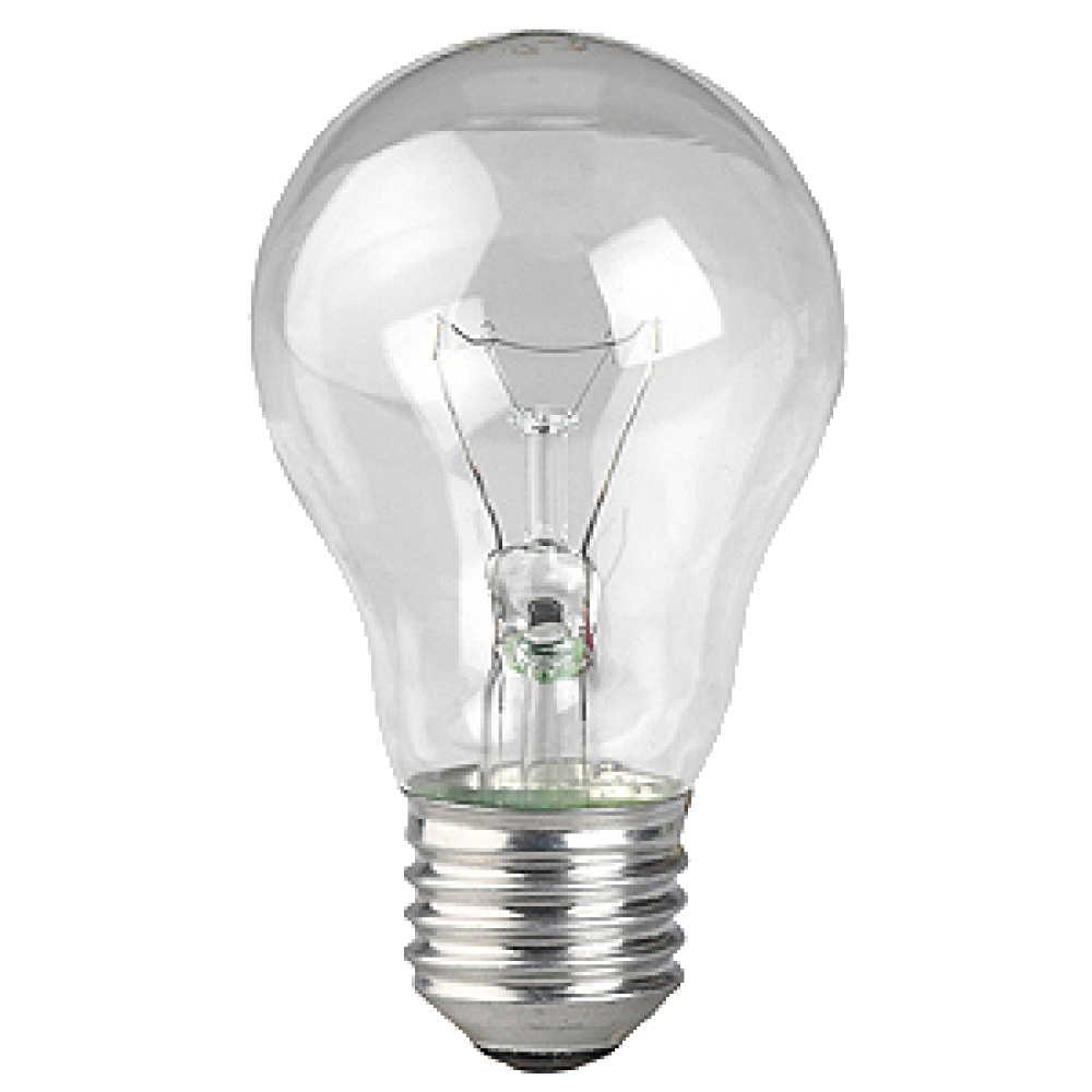 Лампа накал груша 75Вт
