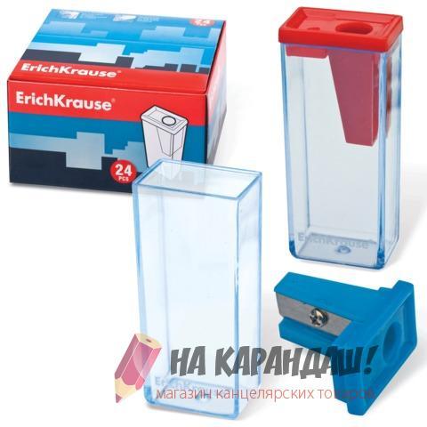 Точилка с контейнером 1отв EK21830 City