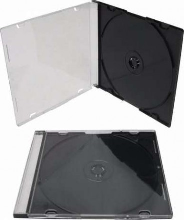 Конверты и футляры для CD/DVD