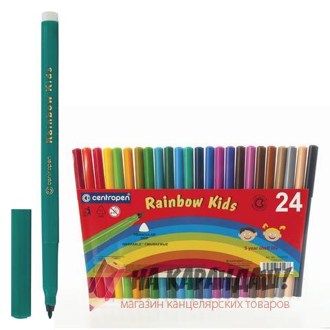 Флом Cen 7550 Rainbow Kids 24цв