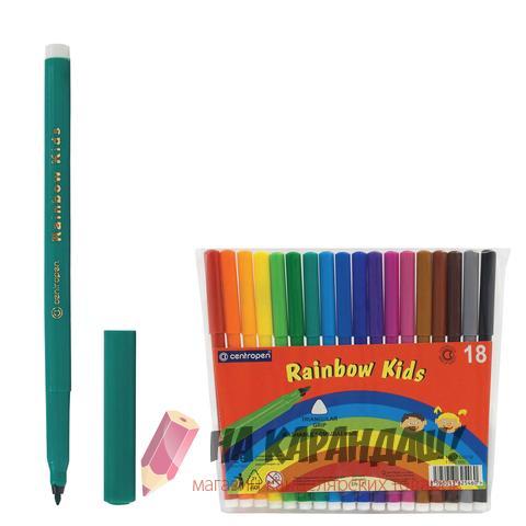 Флом Cen 7550 Rainbow Kids 18цв