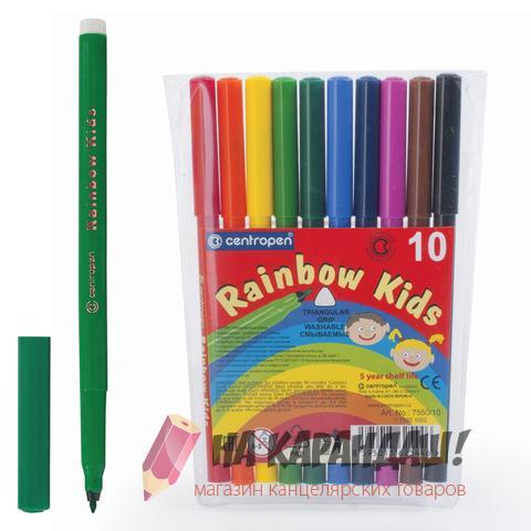 Флом Cen 7550 Rainbow Kids 10цв