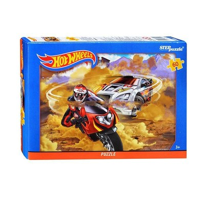 "Пазл 60 эл.""Hot Wheels"" 81144"