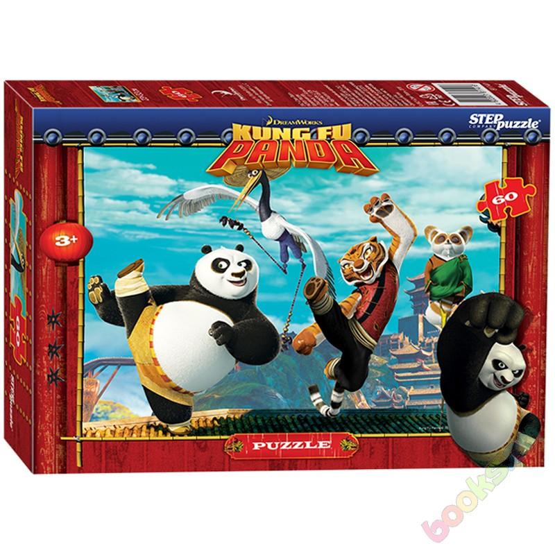 "Пазл 60 эл.""Kung Fu Panda"" 81141"