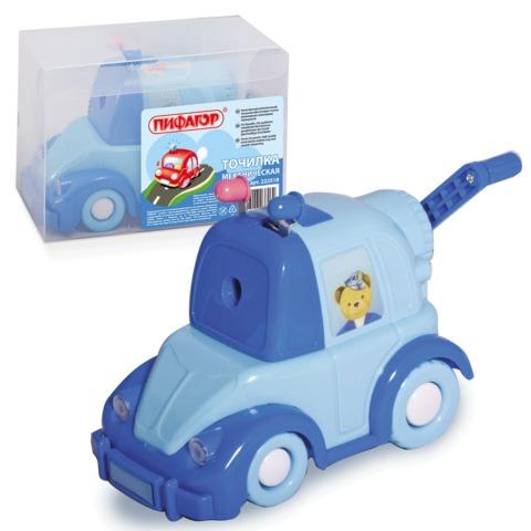 Точилка мех Пифагор 222518 Полицейская машина