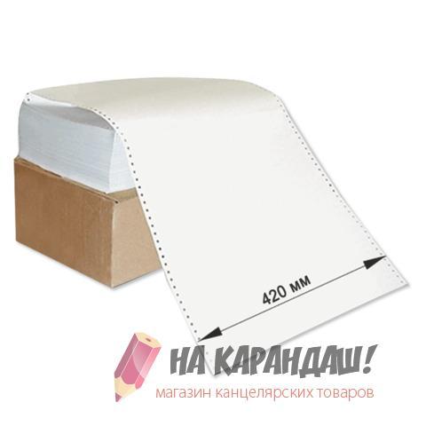 Бумага ЛПУ 420 НБК 45 1500л