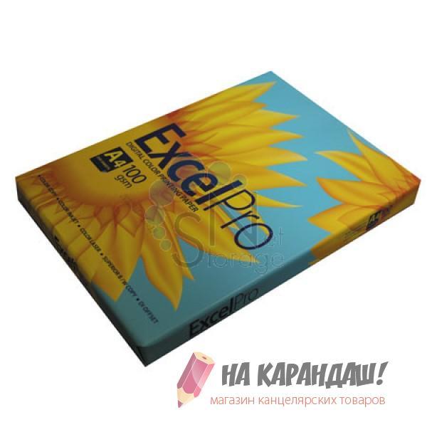 Бумага А4 Excelpro Sun Flower 100г 250л