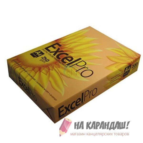 Бумага А4 Excelpro Sun Flower 250г 250л