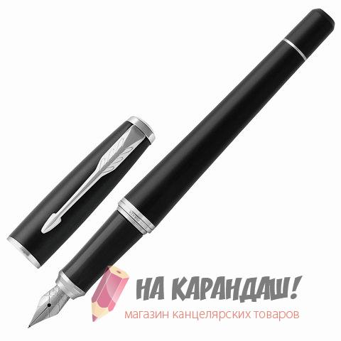 Ручка перо PAR Urban Core F309 1931592 CT Muted Black