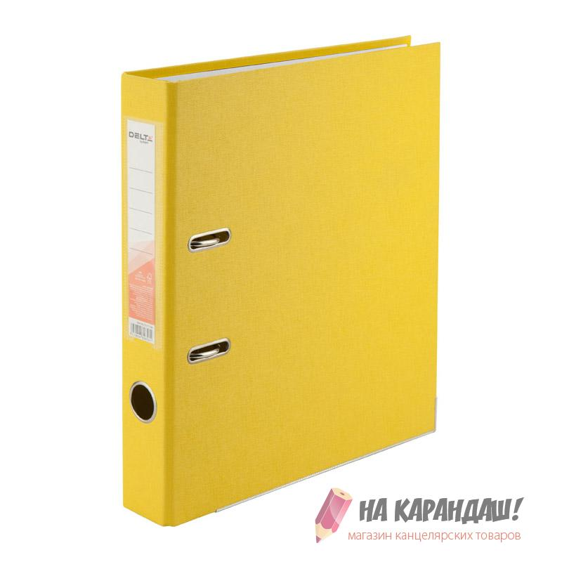 Регистратор А4/5 D1713-08 желтый