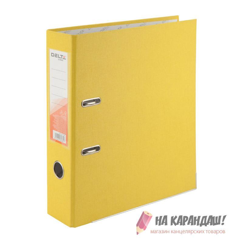 Регистратор А4/7.5 D1714-08 желт.