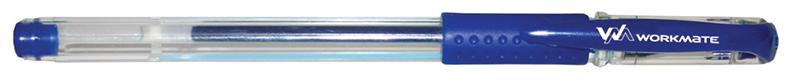 Руч гел WM049002502 U-Save G10 0.5мм р/г синий /12/