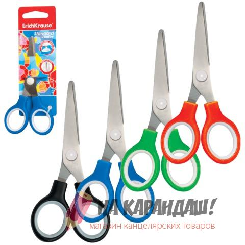 Ножницы дет 130мм Standard Junior EK35505
