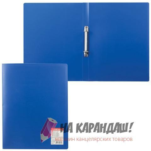 Папка 2-к А4 Standard 24мм син EK14450