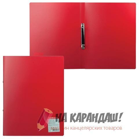Папка 2-к А4 Standard 24мм красн EK14452