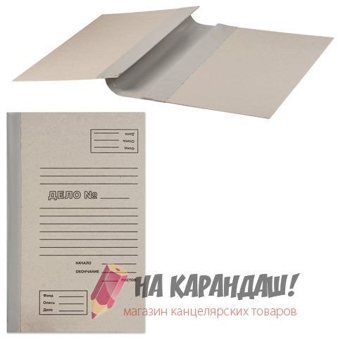 Папка д/переплета карт 40 мм. корешок БВ 71773
